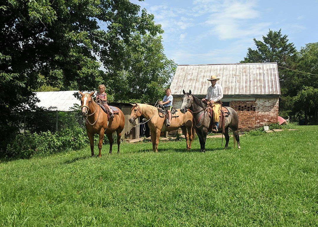 Lester Long horsemanship and stockmanship training